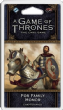 A Game of Thrones : The Card Game (Second Edition) – For Family Honor